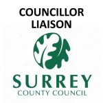Meeting with Surrey County Councillor Tim Oliver, 20 Sept 2017
