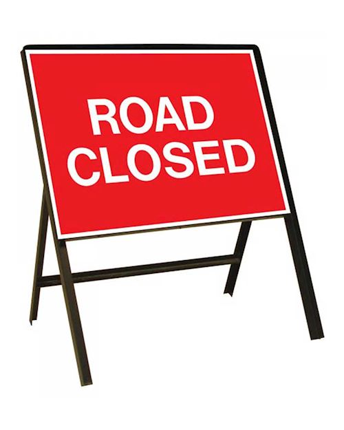 Portmore Park Road closure for repair during school holiday